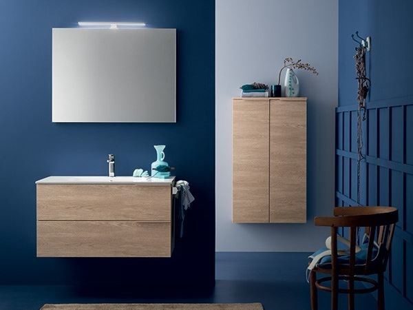 Bathroom furniture set THAI COMPOSITION 3 - RAB Arredobagno