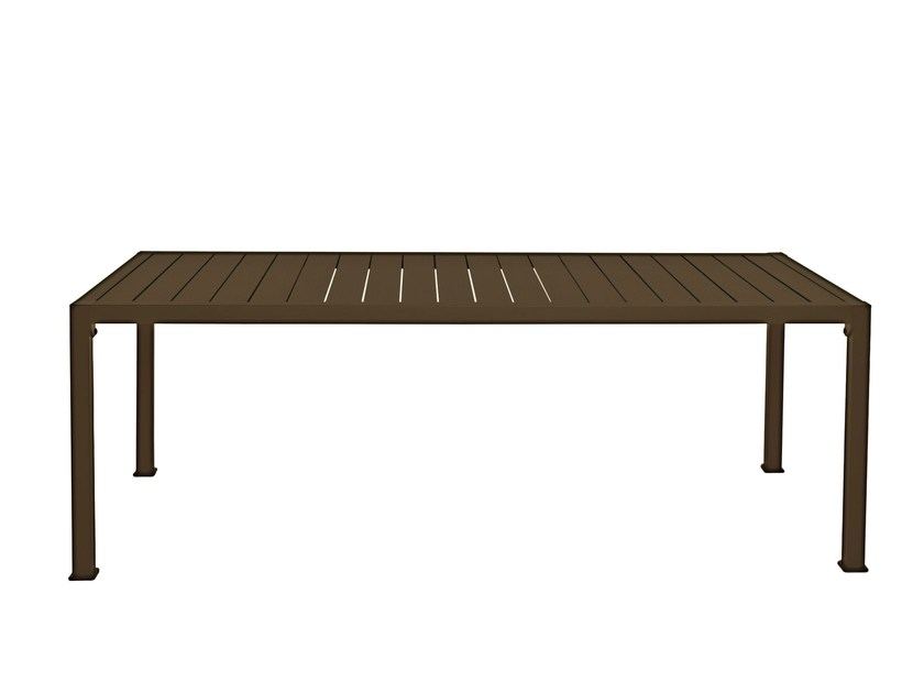 Rectangular dining table THALI I | Contemporary style table - Driade
