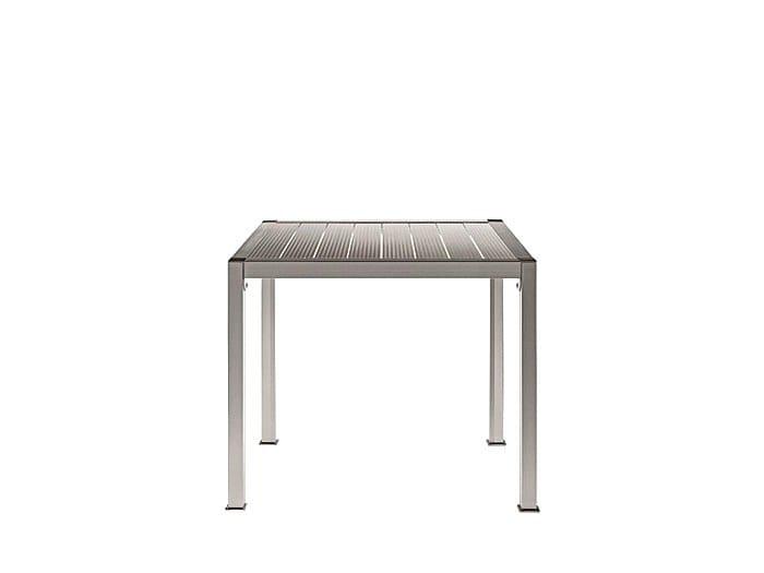 Square table THALI - Driade