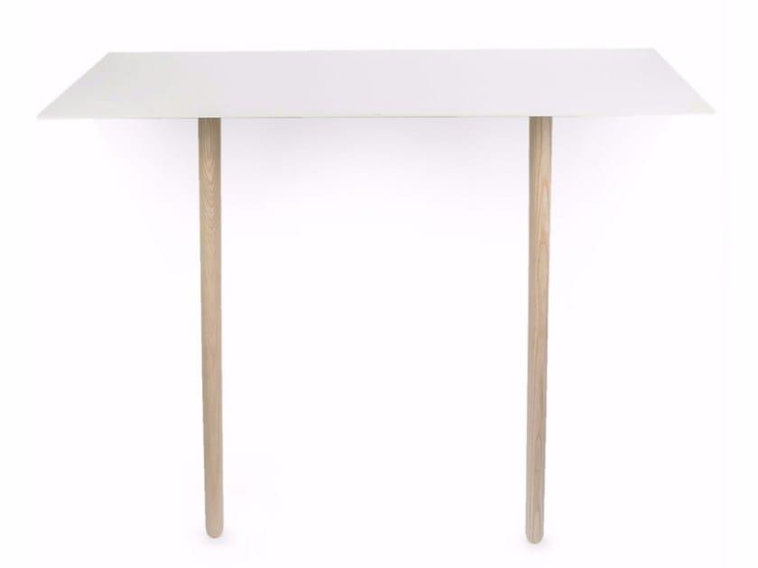 Rectangular console table THANKS - kommod