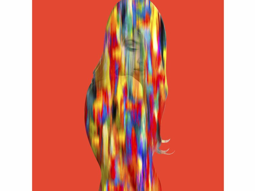 Photographic print THE PAINTED III - FINE ART PHOTOGRAPHY by 99 Limited Editions