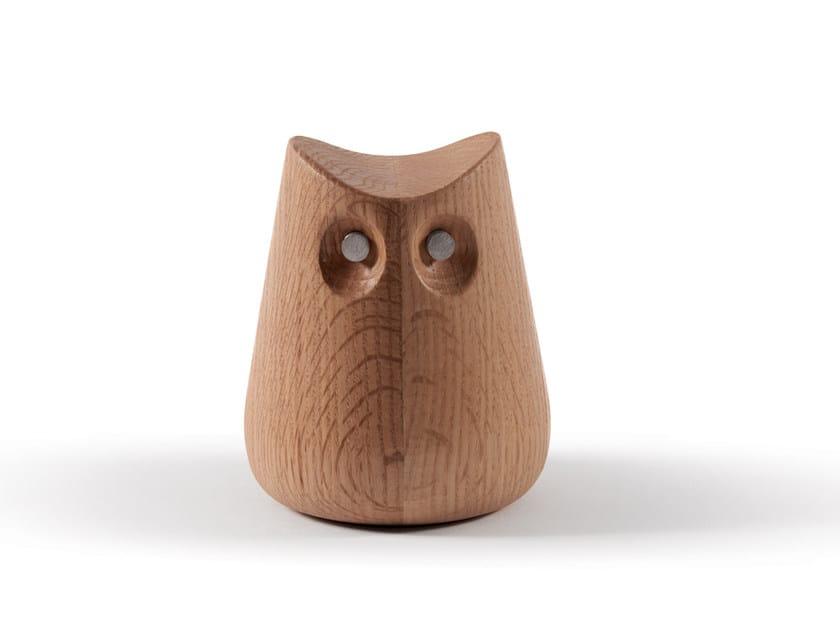 Oak decorative object THE SAVIS by Atipico