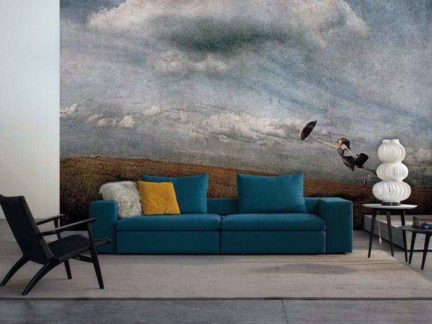 Landscape wallpaper THE WIND - Inkiostro Bianco