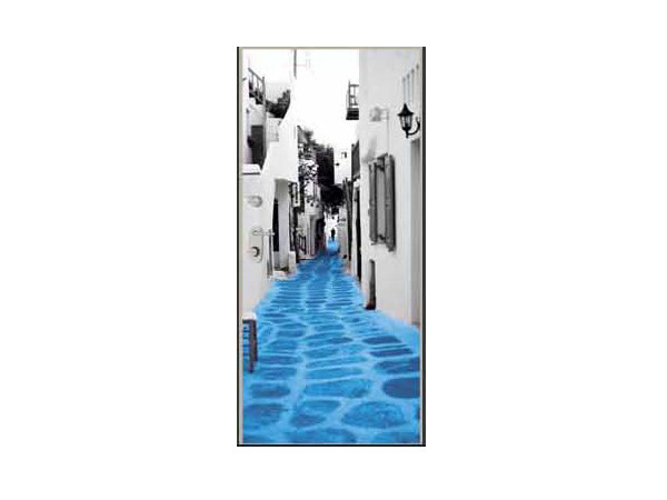 Door panel for indoor use GRAPHICS-IN THERA - Metalnova