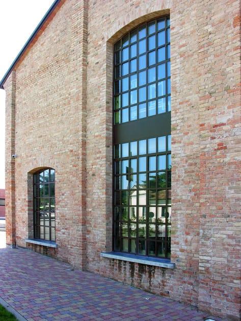 Finestra a vasistas in acciaio thermic5 finestra a - Finestra a vasistas ...