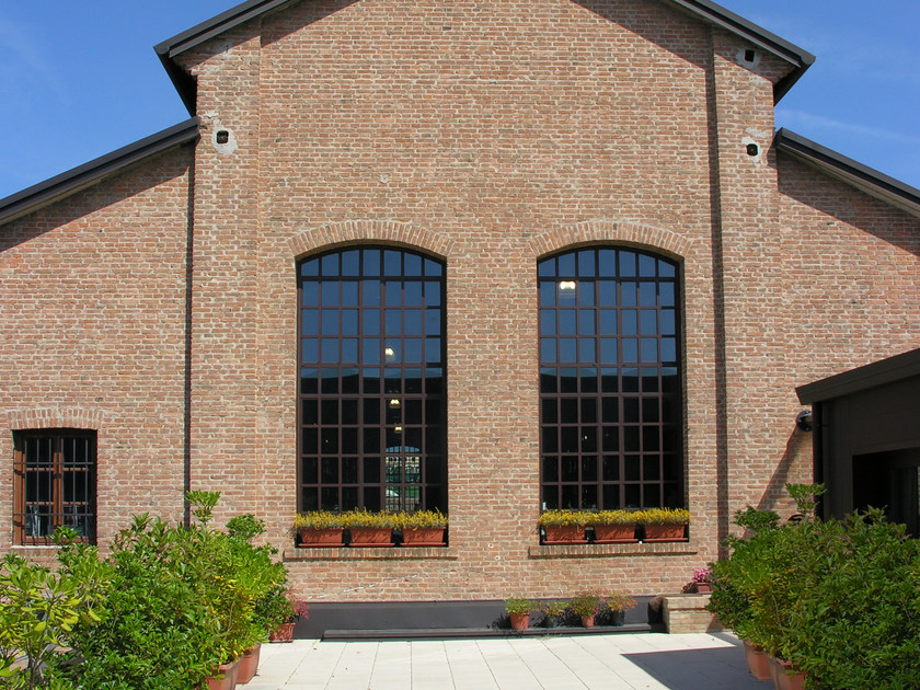Finestra a vasistas in acciaio thermic5 finestra a vasistas palladio - Finestra a vasistas ...