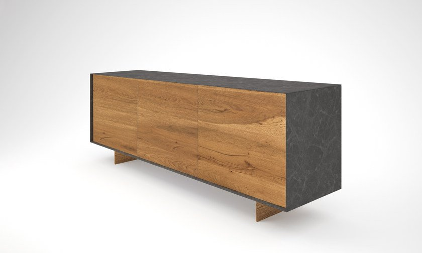 Sideboard with doors THIN WILD | Sideboard - Oliver B.