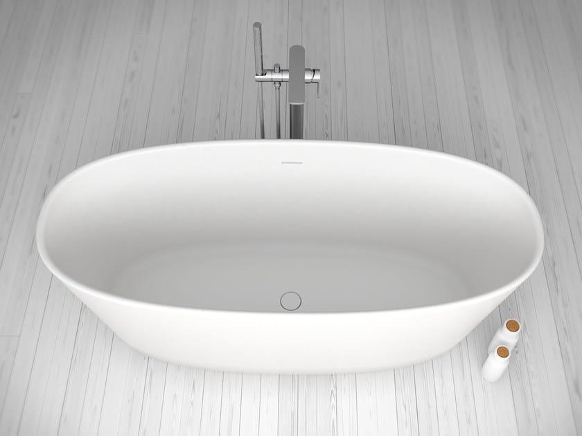 Oval bathtub THINTHING by INBANI
