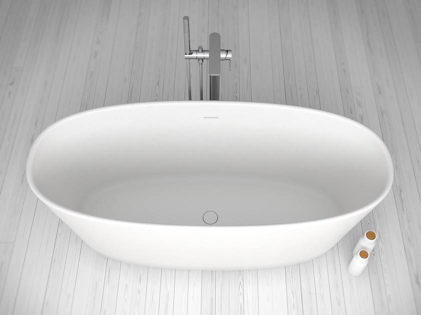 Oval bathtub THINTHING - INBANI