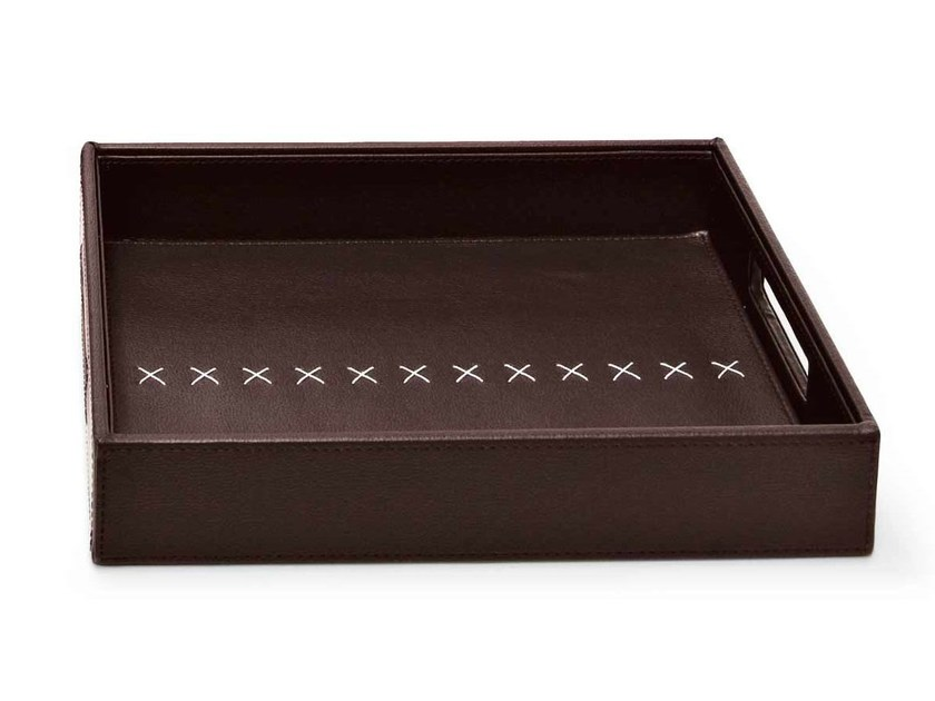Rectangular PVC tray THOMAS - Calligaris