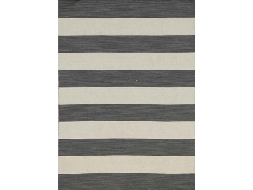 Striped rug TIE - Jaipur Rugs