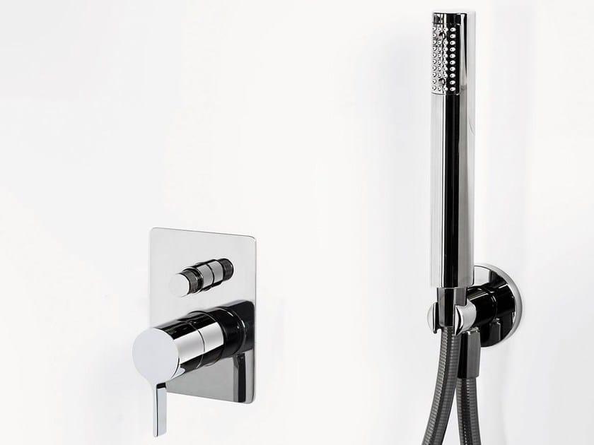 Shower mixer with diverter TIE | Shower mixer with diverter - RUBINETTERIE RITMONIO