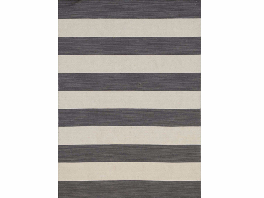 Tappeto in lana a righe TIERRA - Jaipur Rugs
