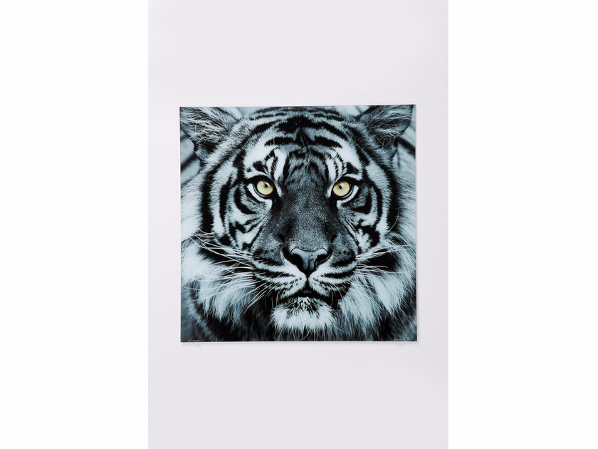 Photographic print / Print on glass TIGER - KARE-DESIGN