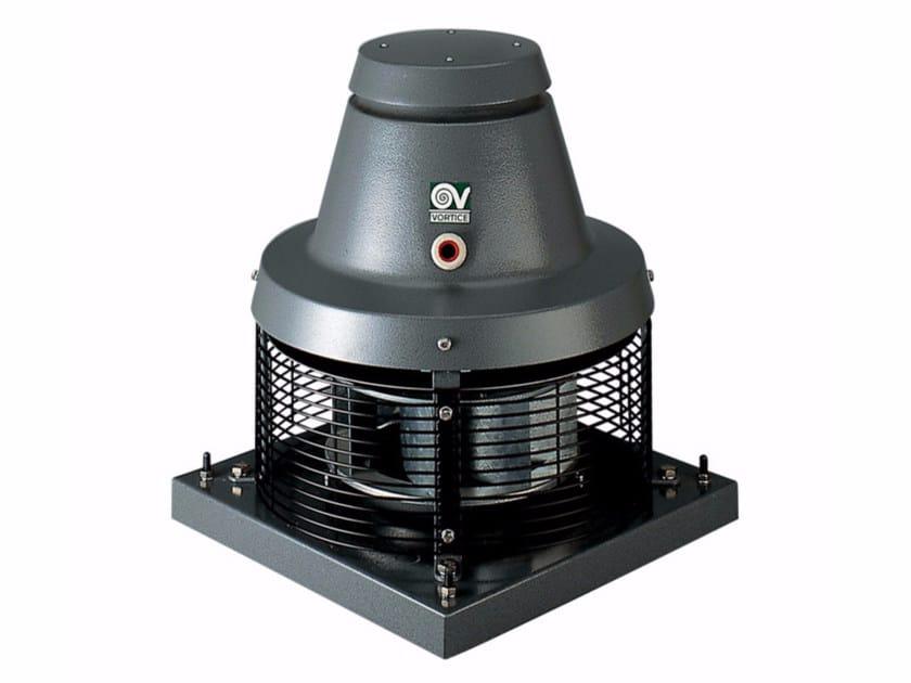 Axial fan for fireplace TIRACAMINO TC 10 M - Vortice Elettrosociali
