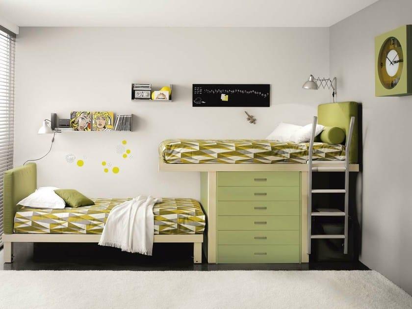 Teenage bedroom TIRAMOLLA 914 - TUMIDEI