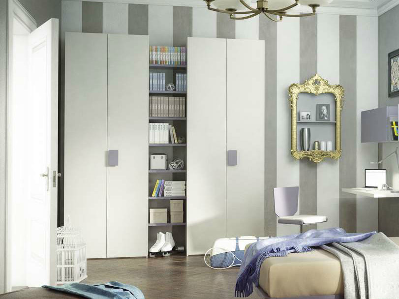 Wardrobe for kids' bedrooms TIRAMOLLA 941-A - TUMIDEI