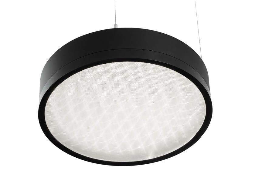 LED aluminium pendant lamp TLON LIGHT Z/W - FLASH DQ by LUG Light Factory