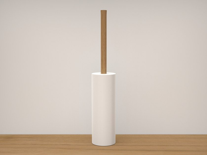 Cristalplant® toilet brush TWIG | Toilet brush - Boffi