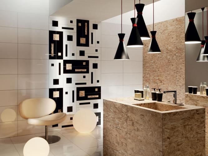 Indoor wall tiles TOKYO NAKANO | Wall tiles by tubadzin