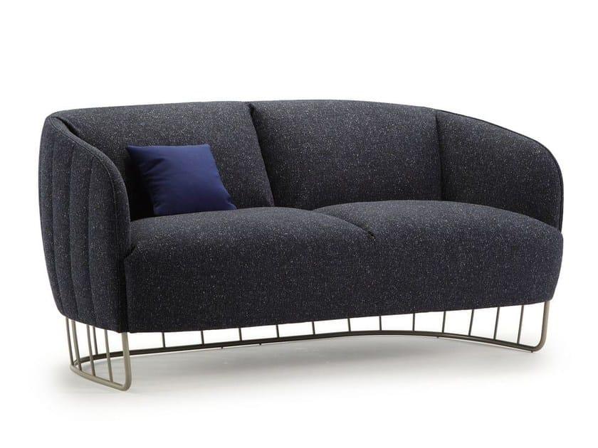 Fabric sofa TONELLA | Sofa - SANCAL