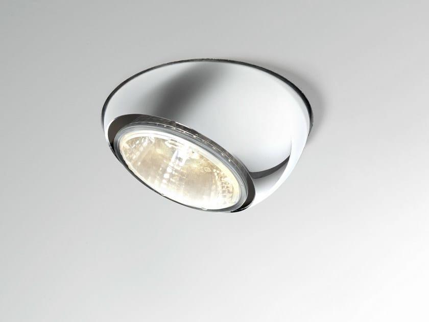 Ceiling adjustable spotlight TOOLS | Adjustable spotlight - Fabbian