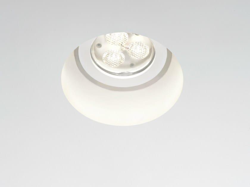 Recessed metal spotlight TOOLS | Spotlight - Fabbian