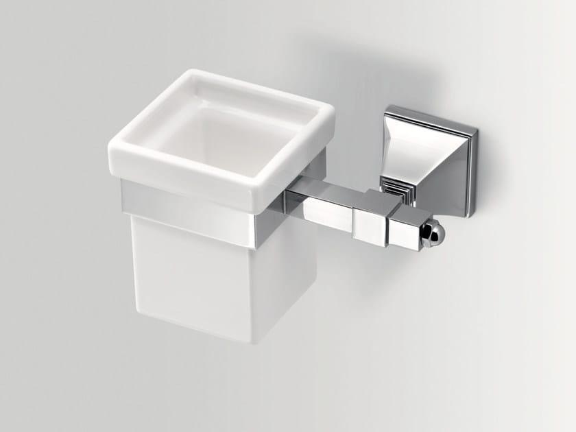 Portaspazzolino in ceramica TIMELESS | Portaspazzolino - BATH&BATH