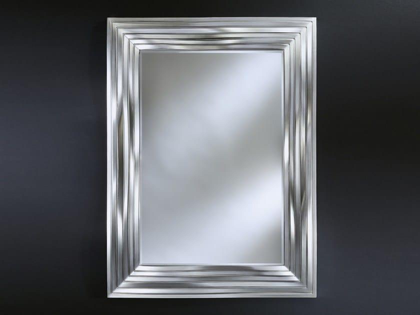 Framed rectangular mirror TOPO TITAN - DEKNUDT MIRRORS