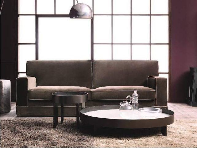 Sofa with removable cover TORCELLO - BODEMA