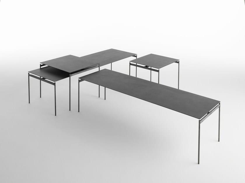 Tavolino da caffè di servizio da salotto TORII by horm