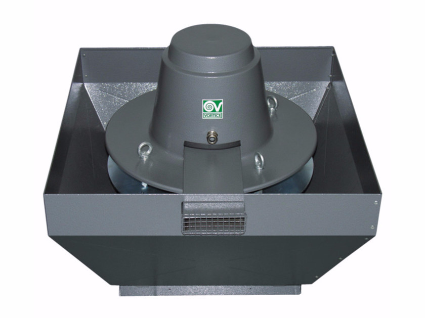 Industrial roof extractor TORRETTA TRT 150 ED-V 6P by Vortice