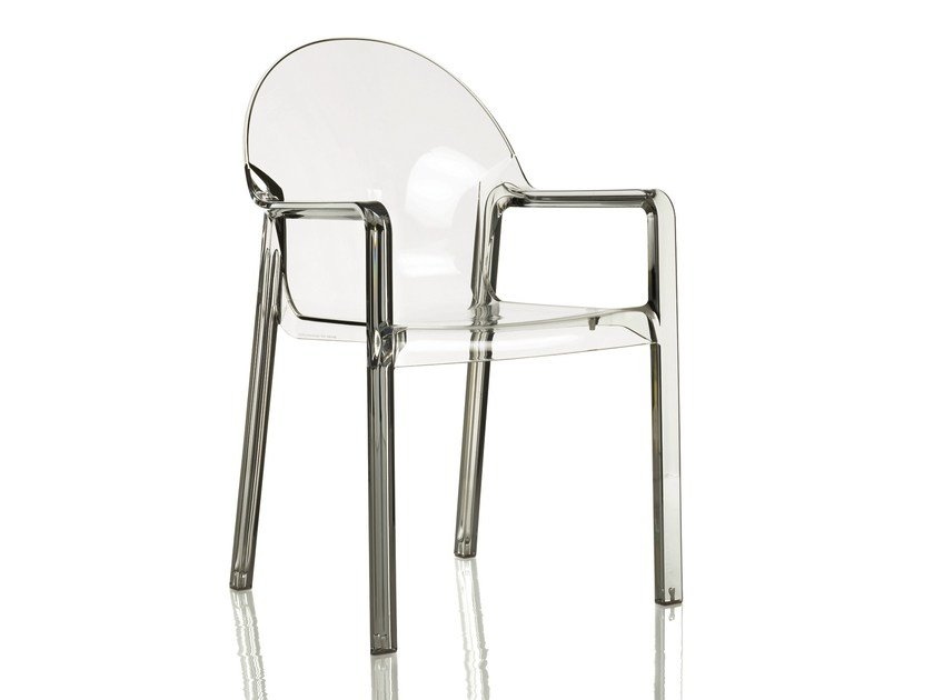 Stackable chair TOSCA - Magis