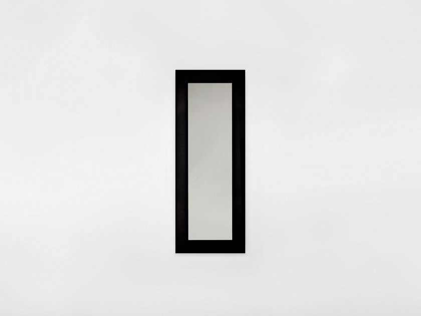 Rectangular wall-mounted framed mirror TOSHIMA by Tonin Casa