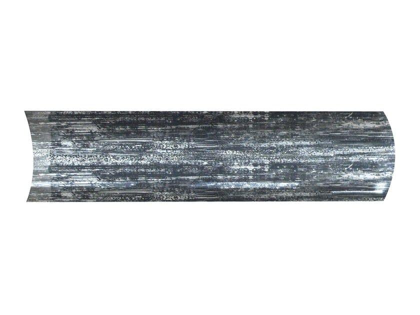 Glass wall tiles TOTH NERO - CERAMICHE BRENNERO