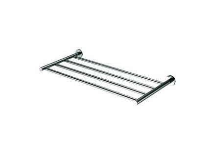 Metal bathroom wall shelf TOUCH | Metal bathroom wall shelf - INDA®