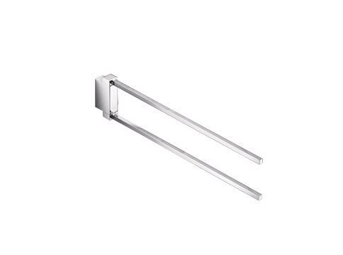Metal towel rack DIVO | Towel rack - INDA®
