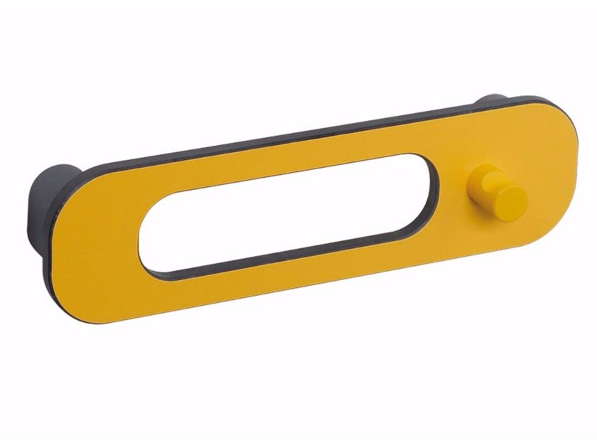 Porta asciugamani a barra MINIMÈ | Porta asciugamani - Saniline by Thermomat
