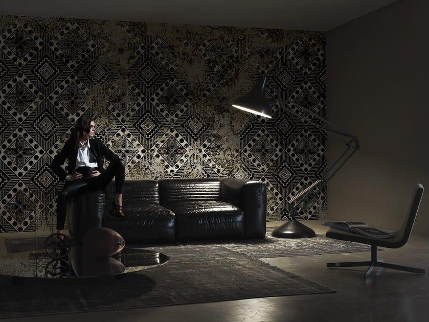 Motif wallpaper TOXICITY - Wall&decò