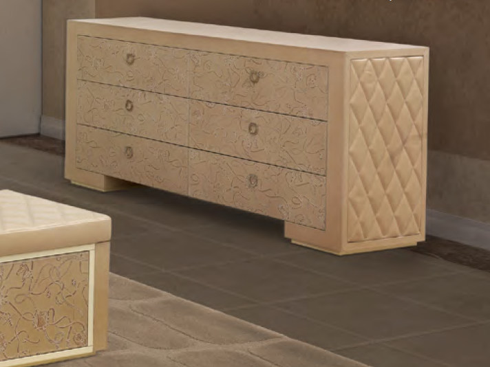 Leather dresser TRAFALGAR | Dresser - Formitalia Group