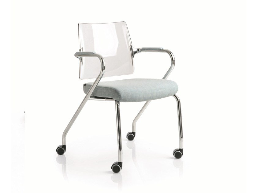 Training chair with armrests FREE | Training chair - Emmegi