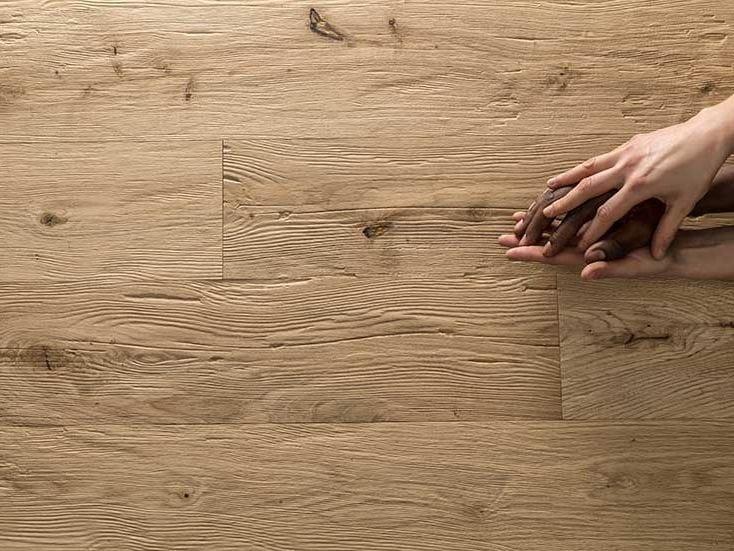 Oak parquet TREBBO ECONAT ANTIQUE - GAZZOTTI