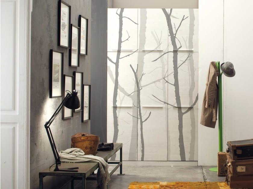 Landscape wallpaper TREES - Inkiostro Bianco