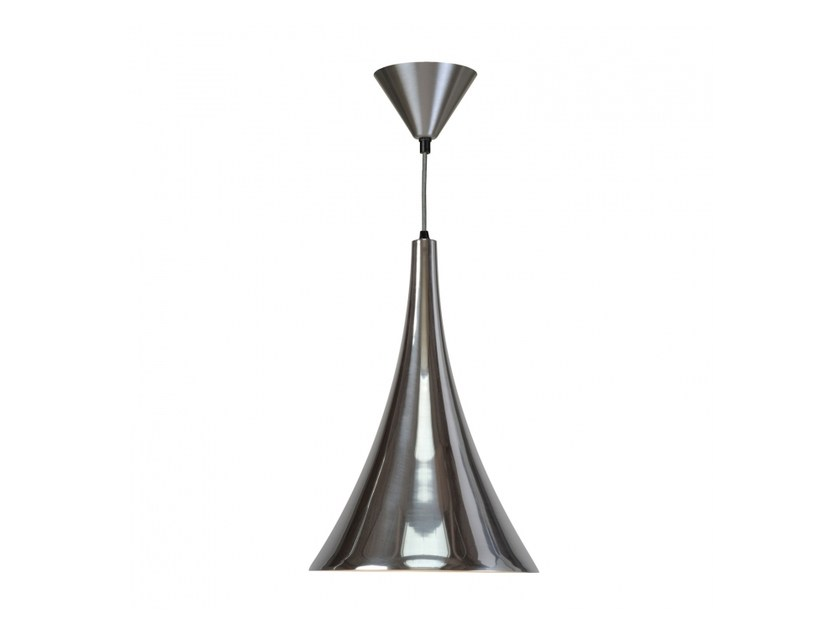 Aluminium pendant lamp with dimmer TRUMP | Aluminium pendant lamp by Original BTC