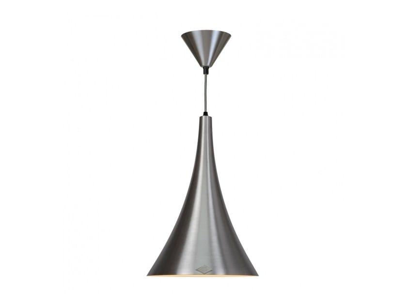 Aluminium pendant lamp with dimmer TRUMP | Pendant lamp - Original BTC