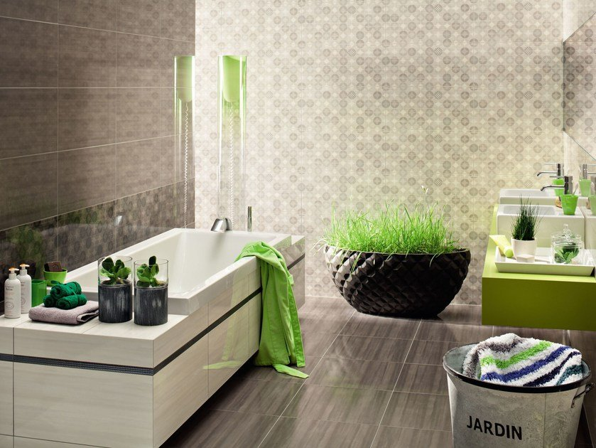 Indoor wall/floor tiles TUBĄDZIN ASHEN | Indoor wall/floor tiles by tubadzin