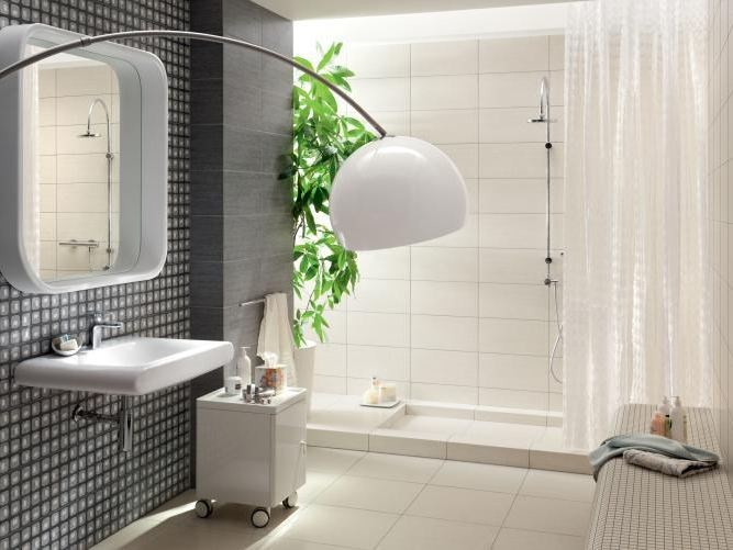 Indoor wall/floor tiles TUBADZIN MODERN SQUARE | Wall/floor tiles - TUBADZIN