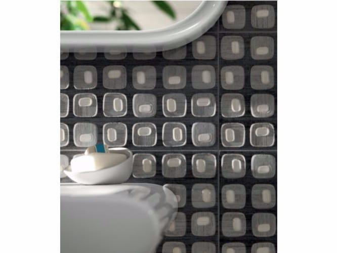 Indoor wall tiles TUBADZIN MODERN SQUARE   Wall tiles by tubadzin