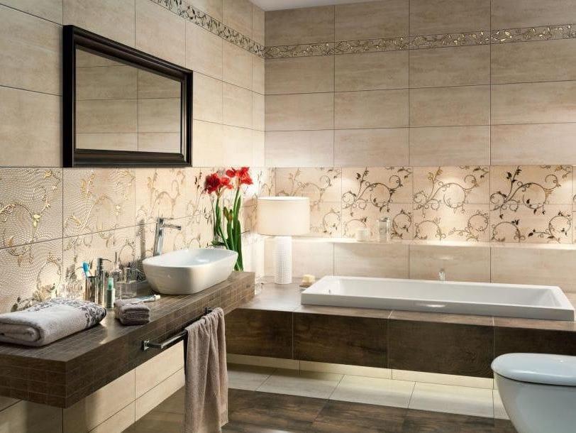 Indoor wall/floor tiles TUBADZIN TRAVIATA | Wall/floor tiles by tubadzin