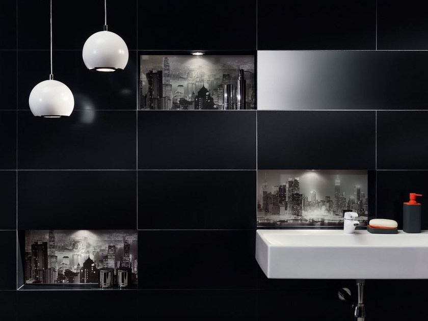 Indoor wall tiles TUBĄDZIN VAMPA | Wall tiles - TUBADZIN